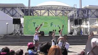 2011.3.27 Tokai Eco Festa Dance showcase vol.2 『O.D.S.K. 』さき,ジ...