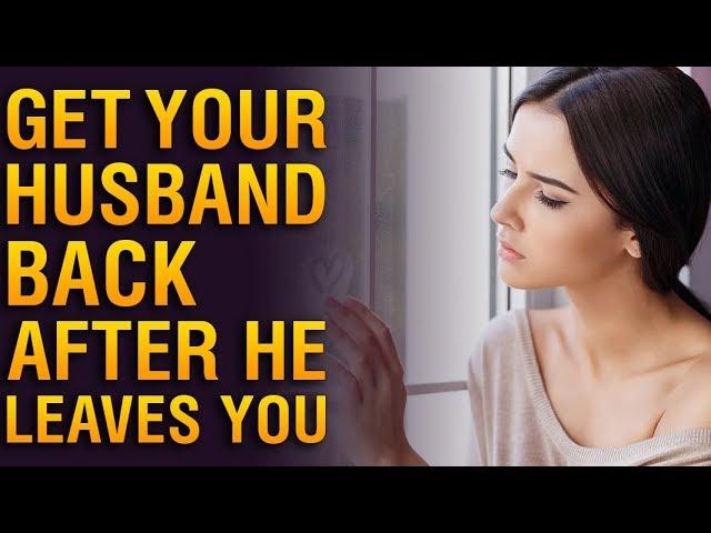Me just my husband left Ask Ammanda: