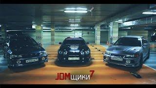 JDMщики #7: Три заклятых врага (WRX STI, EVOLUTION, GT-FOUR)