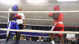 Wits Boxing - Lawrence Vs North West Boxer