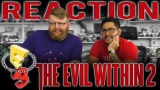 The Evil Within 2 – PS4 Announce Trailer REACTION!! E3 2017