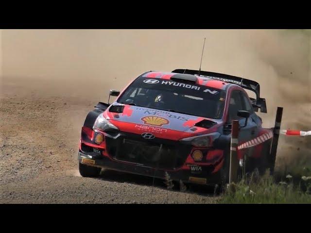 Thierry Neuville Rally Estonia 2021 test