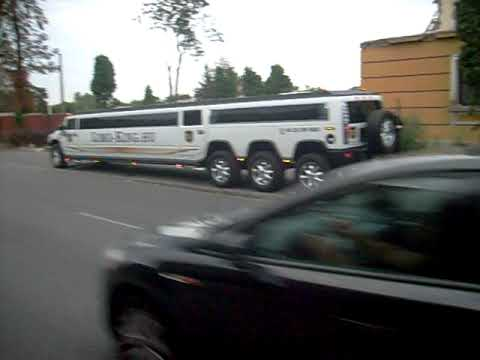 El Campero87 Hummer H2 Limuzin Youtube