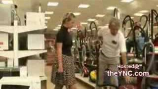 Repeat youtube video Hahaha- Girls Freak out when Guy Vacuums their Skirts - The YNC.com.flv
