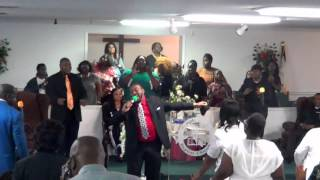 Tell The World (That Jesus Lives)- Trinity House Of Praise Choir