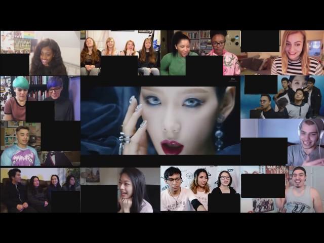 TAEYEON ??I Got Love MV Reaction mashup!
