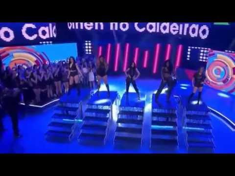 Fifth Harmony - Worth It (Caldeirao Do Huck 2016)