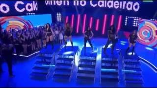 Fifth Harmony Worth It Caldeirao Do Huck 2016