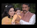 Kannada Actress Pavithra Lokesh With Her Family video