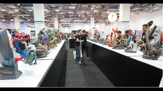 XM Studios Full Booth Tour STGCC 2018
