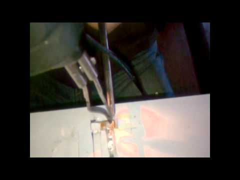 How to Install a Junction Box on a Solar Laminate III (3 of 5)