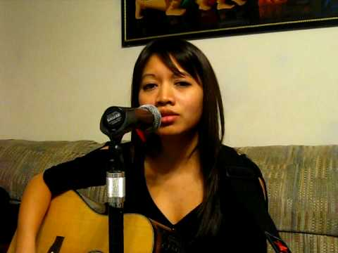 Leona Lewis's I will be (acoustic cover)