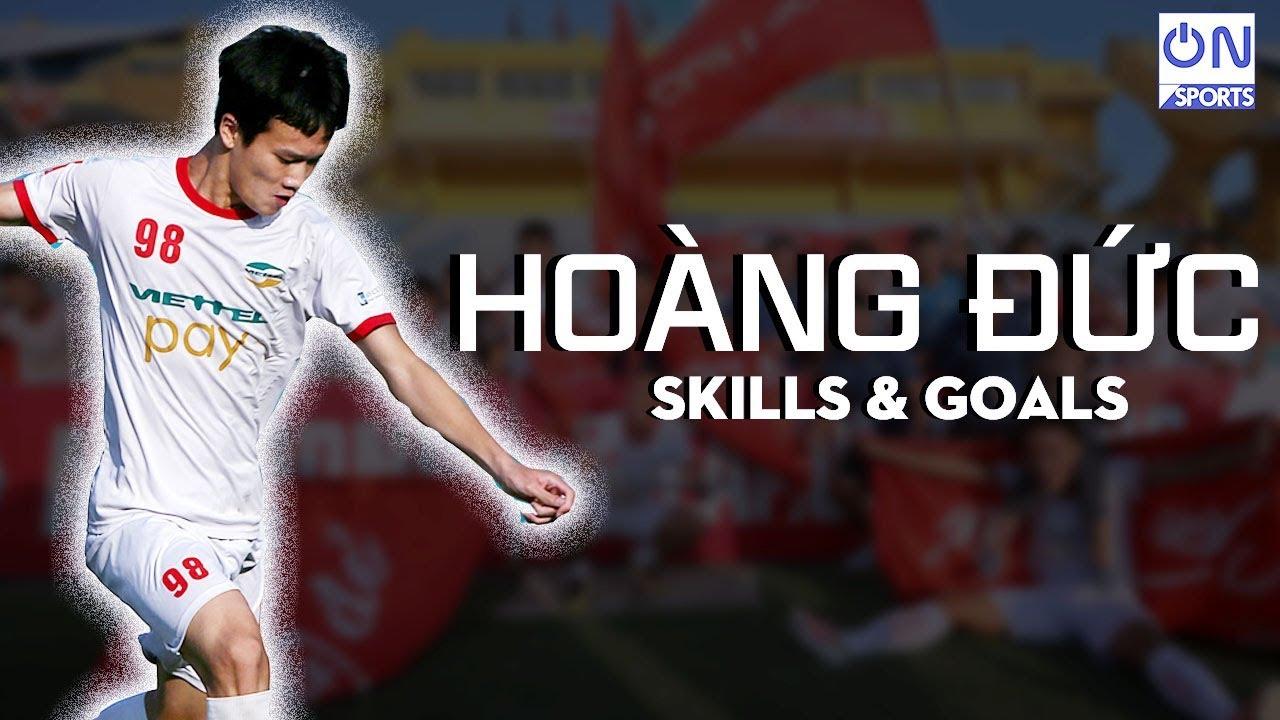 Nguyễn Hoàng Đức • Best Skills & Goals | Zidane mới của bóng đá Việt Nam