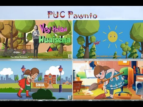PUC Pawnto: Full album (Mizo nursery rhymes)