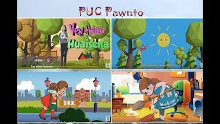 PUC Pawnto: Full album (Mizo nursery rhymes)