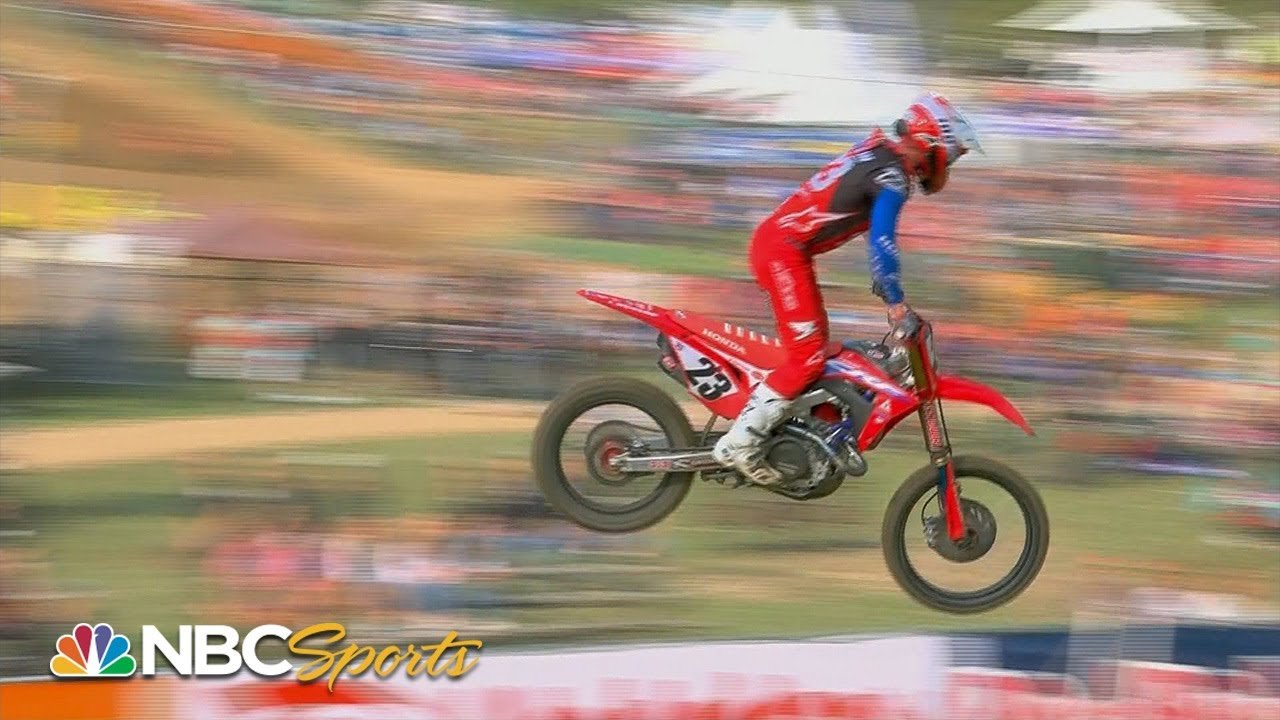 Pro Motocross Round No. 6 Spring Creek | EXTENDED HIGHLIGHTS | 9/19/20 | Motorsports on NBC