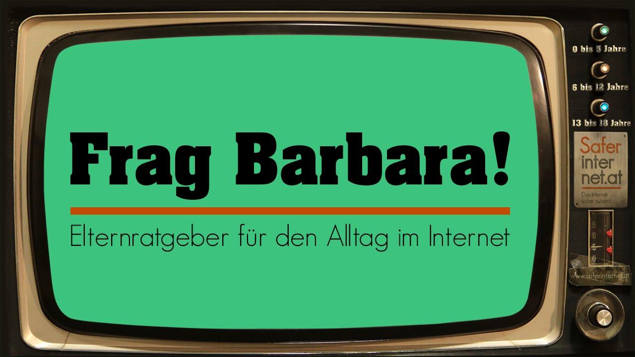 Frag Barbara Folge 16 - Regeln in der Familie