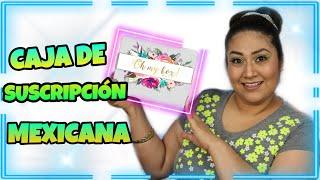 OH MY BOX | CAJA DE SUSCRIPCION MEXICANA | SUSCRIPCION DE MAQUILLAJE | VALE LA PENA?
