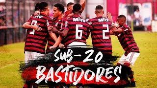 Com Vinicius Jr. na torcida, Fla vence o Vasco no Sub-20