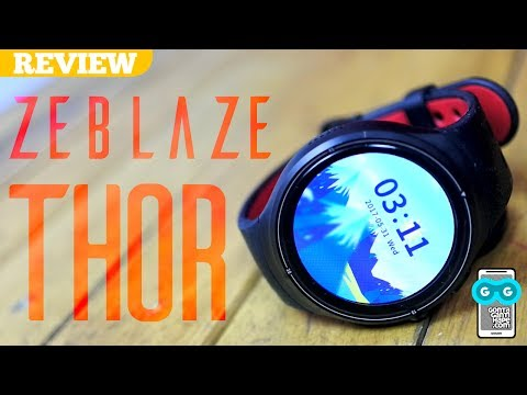 Tak Hanya Layar AMOLED, Smartwatch Ini Ada Kameranya Juga - Review Zeblaze THOR