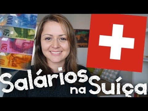 Salários na Suíça | Informações gerais
