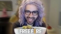 NA MINHA FRENTE DRZZY??? | Free Fire - Samira Close