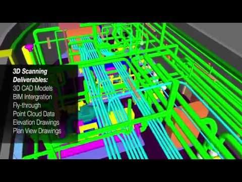 Building Information Modeling | 3D Scan to BIM