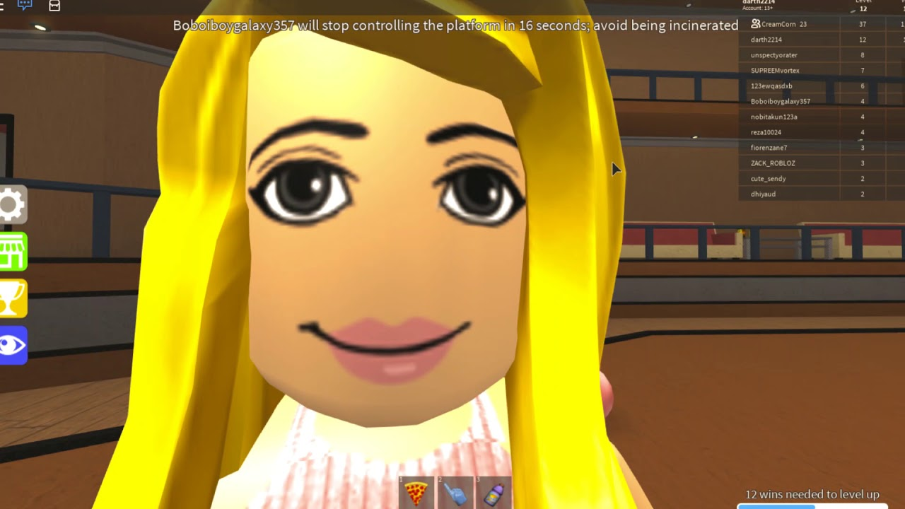 Another Ugly Woman Face In Roblox - - Youtube-1429