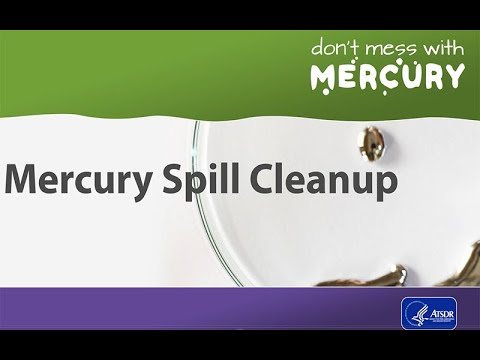 Mercury Spill Cleanup