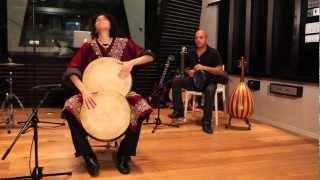 """Hadar Maoz- """"Asian Soul """" Studio video clip/ הדר מעוז-""""הגרוב הפרסי בוכרי"""""""
