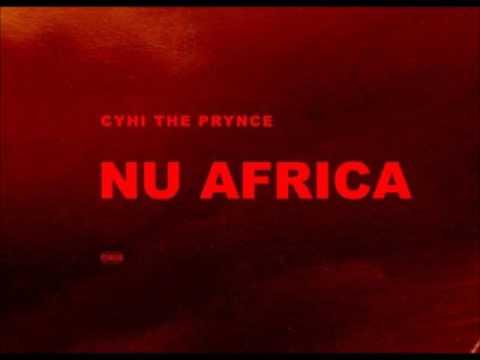 "CYHI the PRYNCE - ""Nu Africa"" (G.O.O.D Music)"