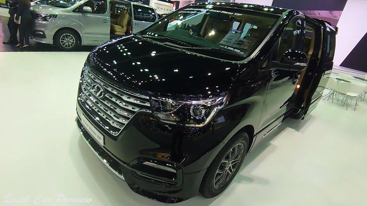 2020 Hyundai Starex Specs and
