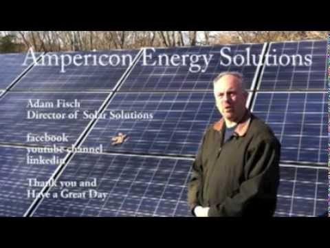 Shade Demonstration - NJ Solar Installer