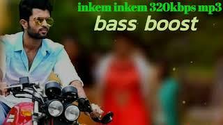 Inkem inkem bass boosted mp3