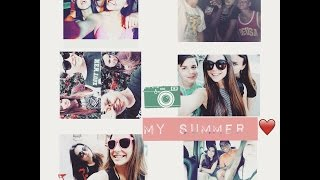 Vlog : My summer 2015 *-*