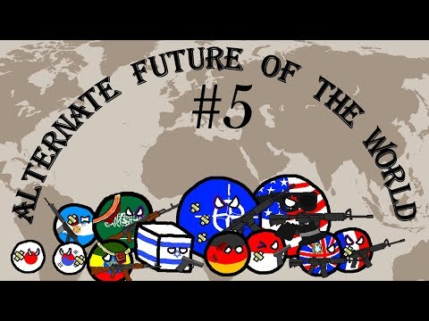 Alternative Future of the World #5 - Murphy's Law