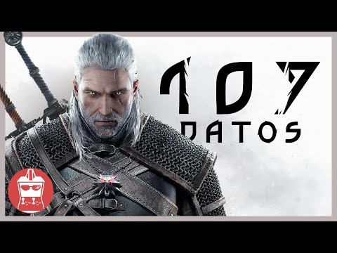 107 Datos que DEBES saber de 'The Witcher 3' | AtomiK.O. #53 thumbnail
