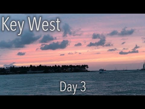 Key West - Garden Club & Mallory Square Sunset (Day 3)