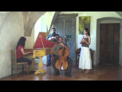 J.S.Bach - 14 Canons on the Goldberg ground BWV 1087