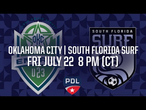 Energy FC U23 vs. South Florida Surf