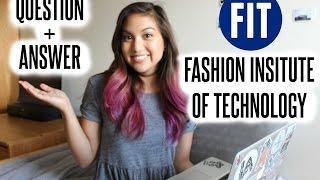 Fashion Institute of Technology: Q+A - Getting In, Classes, Design Portfolio and Essay Tips, + more!