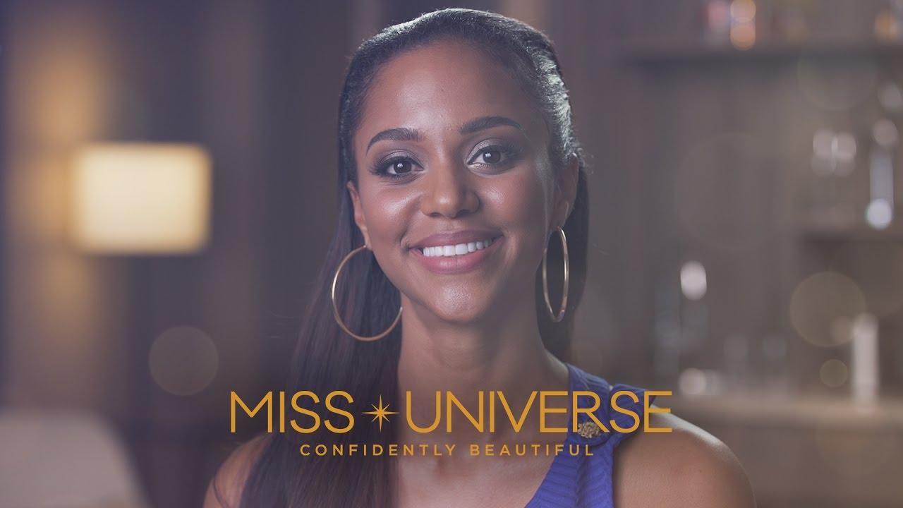 Up Close: Miss Universe Curaçao Chanelle De Lau