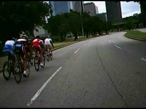 2009 Houston Grand Crit P/1/2 Finish