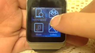 Android Smart Watch MTK6572 Small Review And Tips