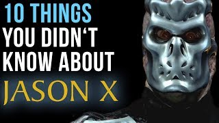 10 Things You Didn't Know About Jason X