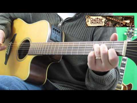 F Chord Guitar Easy Variations - Easy F Guitar Chord Workarounds
