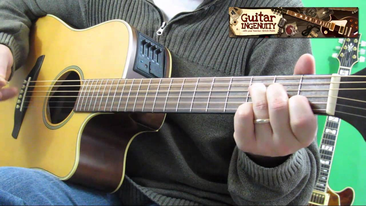 F Chord Guitar Easy Variations Easy F Guitar Chord Workarounds