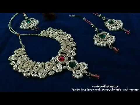 Indian Jewellery Wholesale USA, Buy Traditional Indian jewellery