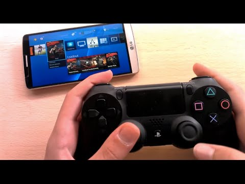 how to play ps4 on android 2018