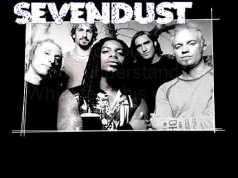 sevendust - feel so  with lyrics on screen